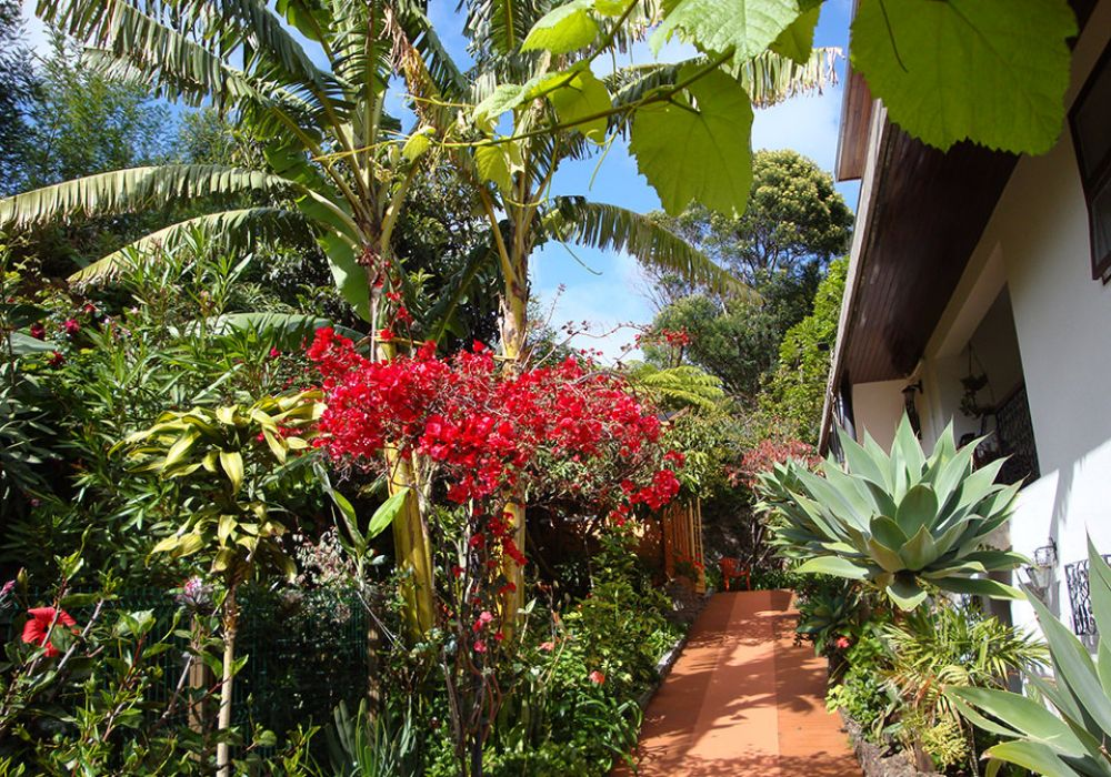 Garden of Vila Gama